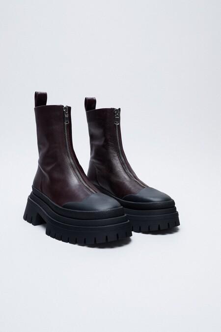 Zara Bf 2020 Zapatos Suela Ruda 07