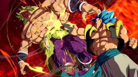 Dragon Ball FighterZ recrea el explosivo clímax de DB Super: Broly, y el resultado es apoteósico