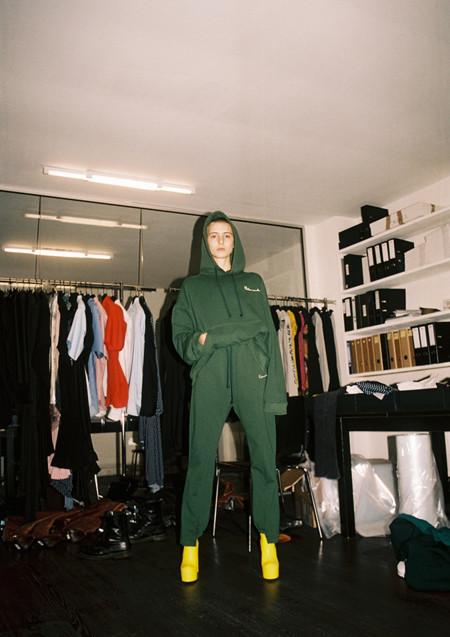 Pantalones Verdes De Vetemets