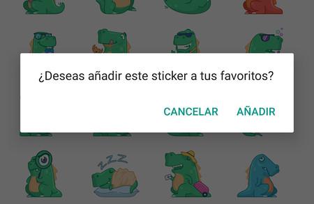 Cómo descargar en WhatsApp solo los stickers que más te gustan sin tener que bajar el paquete completo