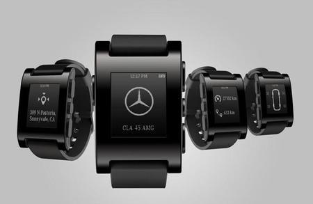 Mercedes-Benz Pebble Technology
