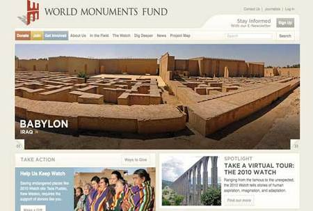 Monumentos en peligro de extinción