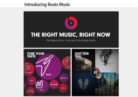 Apple comienza a promocionar Beats entre los clientes de iTunes vía email