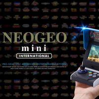La Neo Geo Mini nos avisa de que ya se puede reservar con un nuevo tráiler