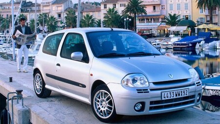 Renault Clio Sport II