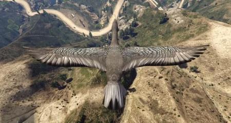 En el nuevo GTA V puedes convertirte en gallina (y en otros animales)