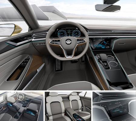 Volkswagen Sport Coupe Gte Concept 4