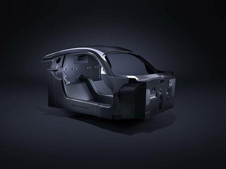 Video, Hennessey revela el increíble chasis de fibra de carbono del Venom F5
