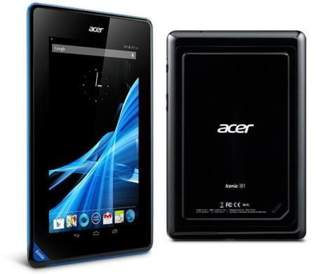 Acer quiere vender 10 millones de tablets y 2 millones de smartphones  en 2013