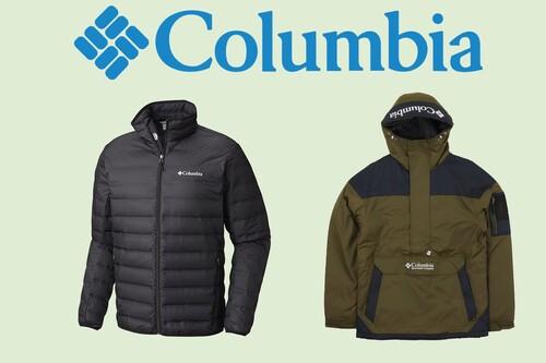Remate final en las rebajas de El Corte Inglés: abrigos Columbia y Under Armour con hasta un 50% de descuento