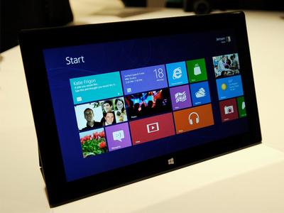 ¿Surface Pro llegará a finales de enero?