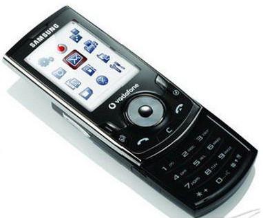 Samsung SGH-i560, con Vodafone