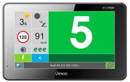 Vexia Econav 480 y 380 se estilizan pero mantienen la esencia del ahorro en la conducción