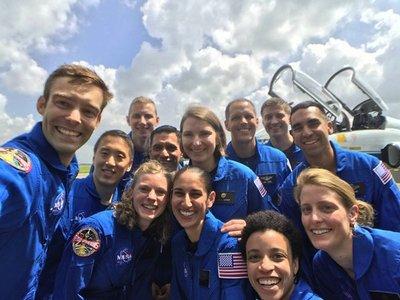 Estos son los candidatos a astronauta de la NASA de 2017