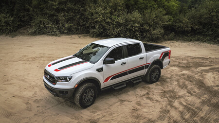 Ford Ranger Tremor Off-Road, dosis extra de vitaminas para desafiar los terrenos más difíciles