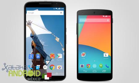 Nexus 5 y 6 reciben parche de seguridad extra este mes