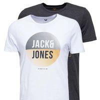 60% de descuento en el pack de dos camisetas Jack & Jones Jcobooster en Zalando: se queda en 7,95 euros