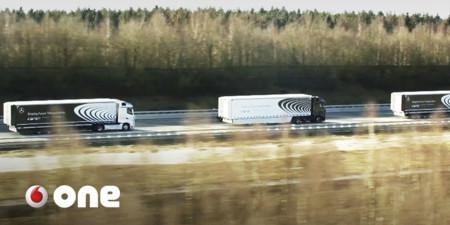 Este camión de 12 toneladas que se conduce solo va a tener consecuencias en la economía