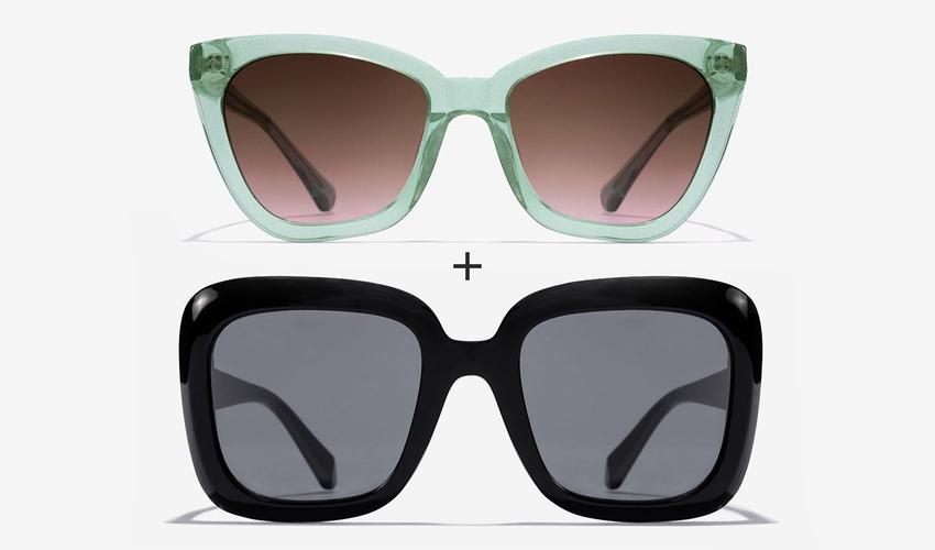 Gafas de sol Melrose + Butterfly