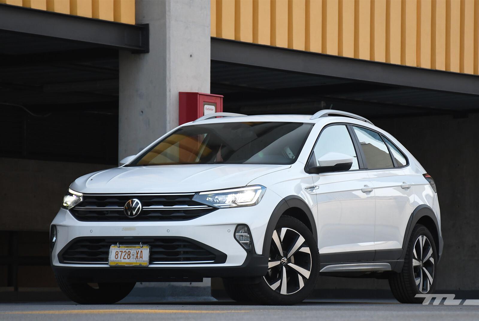 Foto de Volkswagen Nivus (prueba) (9/32)