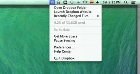 El mejor truco de Dropbox: cómo acceder al antiguo menú de la aplicación