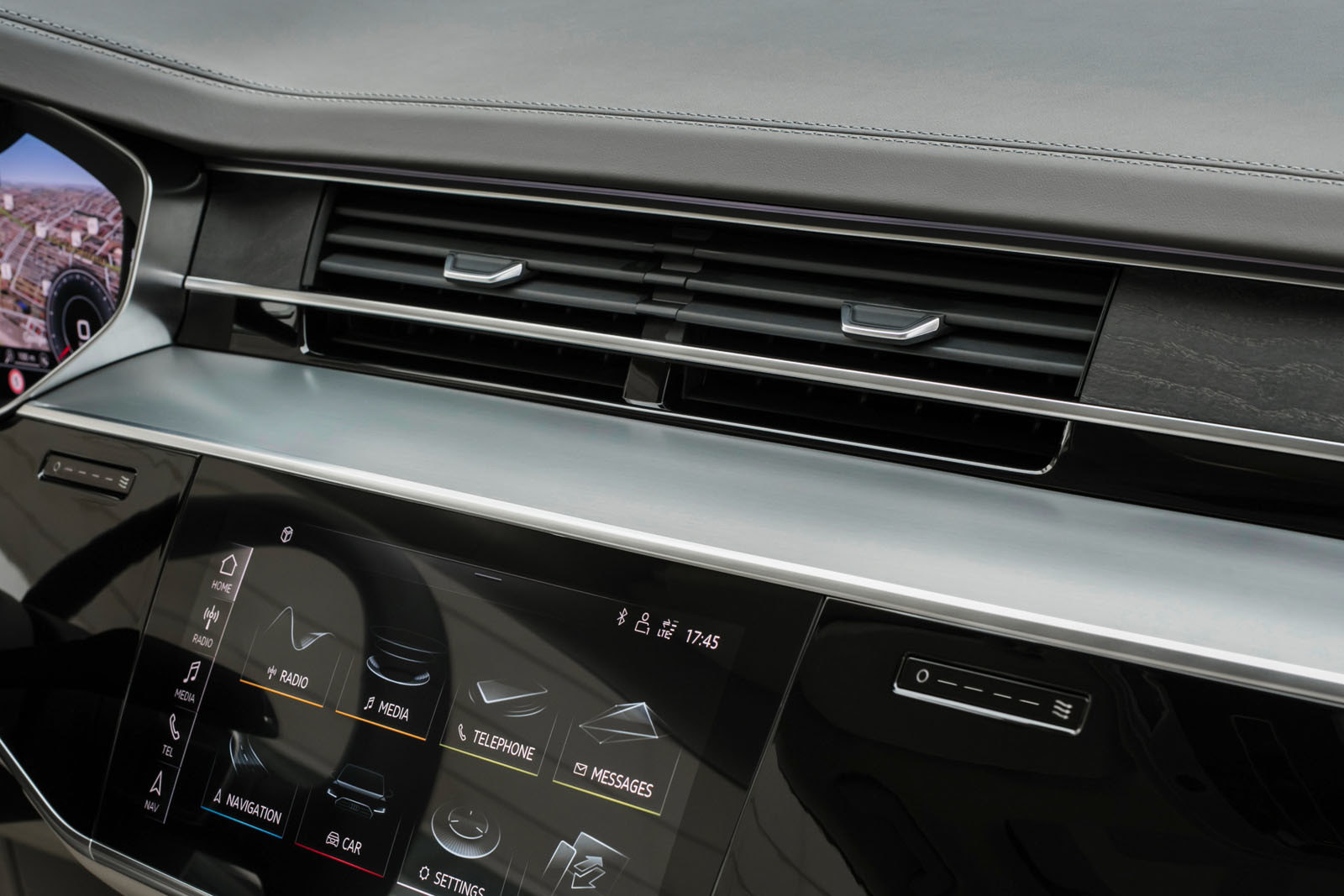 Foto de Audi A8 2018 (presentación) (69/81)
