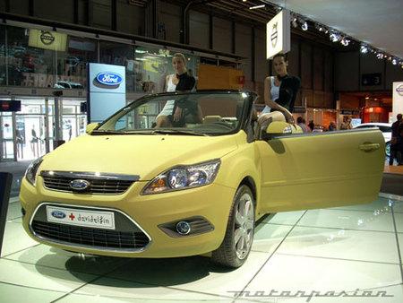 Ford en el Salón de Madrid