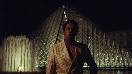 Jay Z Beyonce Wueen B Apeshit Louvre Video Looks 07