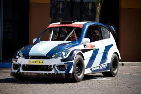 FormulaCross by Rhys Millen Racing