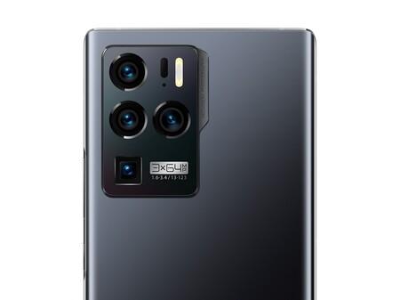 Zte Axon 30 Ultra 5g Oficial Camaras 64 Megapixeles