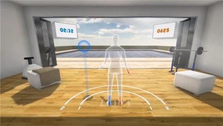 VirtualRehab demuestra las posibilidades de la rehabilitación con Kinect