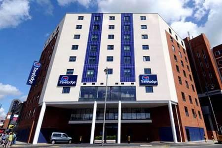 Travelodge ofrece el 23 de abril hoteles en el Reino Unido a nueve libras