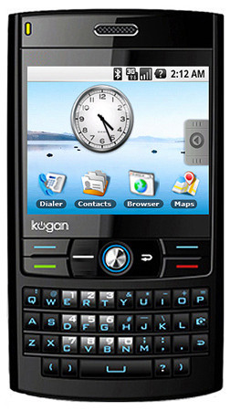 Kogan Agora, móviles con Android