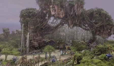 Así será Avatar-Land, el parque temático que recrea la Pandora de James Cameron