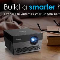 Optoma UHL55, un proyector DLP 4K pensado para la movilidad