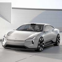 Polestar Precept concept, la marca nos muestra cómo serán sus futuros modelos, alejada de la influencia de Volvo