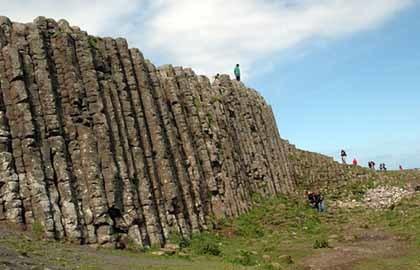 Tus fotos de viaje: la calzada del Gigante (Giant´s Causeway) en irlanda