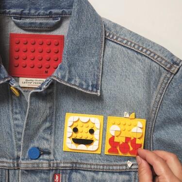 Tus prendas Levi's customizadas con piezas de Lego, el denim vive su máxima originalidad
