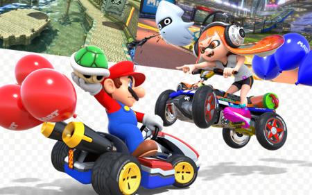 Mario Kart 8 Deluxe: tres horas de batería (y diversión) si jugamos en modo portátil