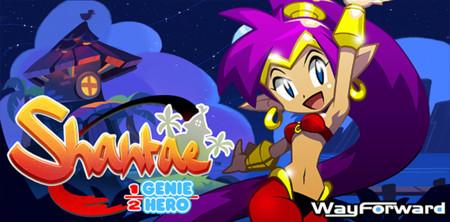 WayForward confirman que XSEED Games ya se encuentra trabajando en las versiones físicas de Shantae: Half-Genie Heroe