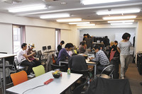 El coworking o cómo evitar la soledad del trabajador autónomo