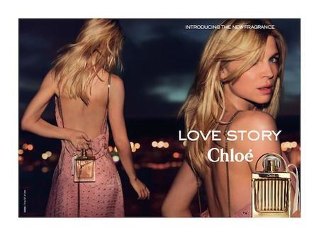 Love Story, una historia de amor entre Chloé y Clémence Poesy