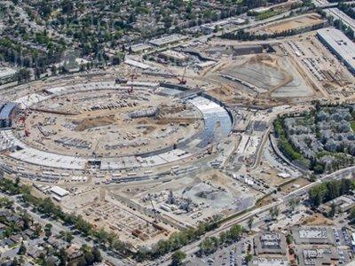 Apple cambia de empresa constructora en plenas obras del Campus 2: ¿Retrasos a la vista?