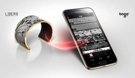 Tago Arc, el extravagante brazalete con diseño personalizable