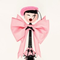 Frimousses de Créateurs, muñecas de lujo vestidas por los mejores diseñadores para un fin solidario