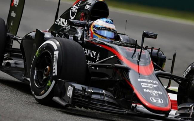 Fernando Alonso Mclaren Honda