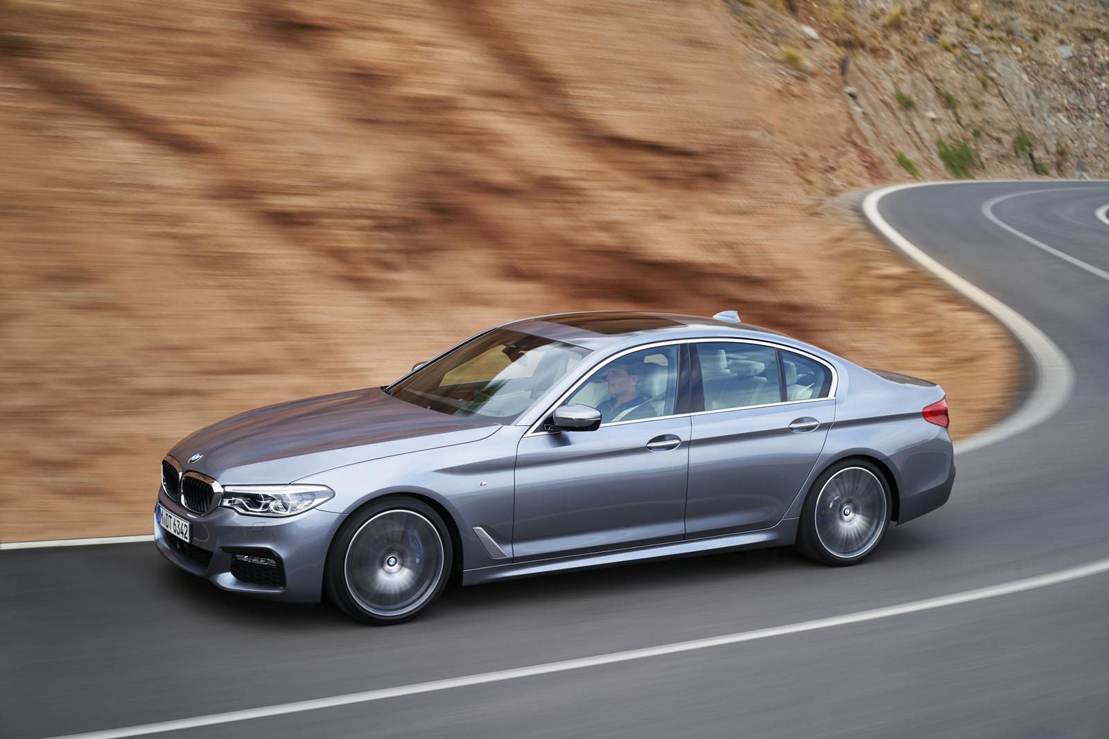 Foto de BMW Serie 5 2017 (10/10)