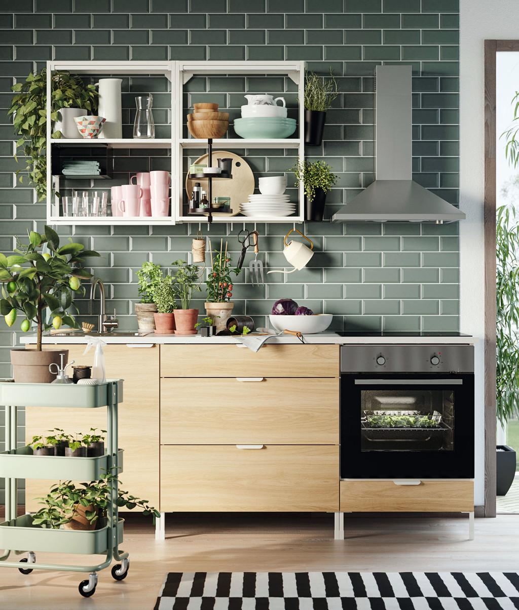 Avance catálogo de Ikea 2021; las mejores novedades para tu cocina que encontraremos en el próximo catálogo