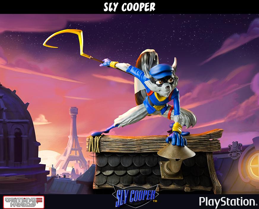 Foto de Figura limitada Sly Cooper (3/9)