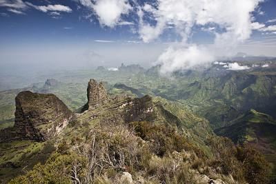 Tres destinos de senderismo en África